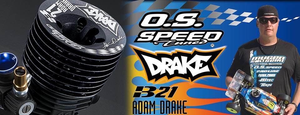 0.S.SPEED B21 ADAM DRAKE